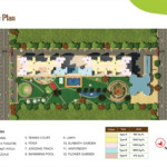 Antriksh Valley noida Site Plan