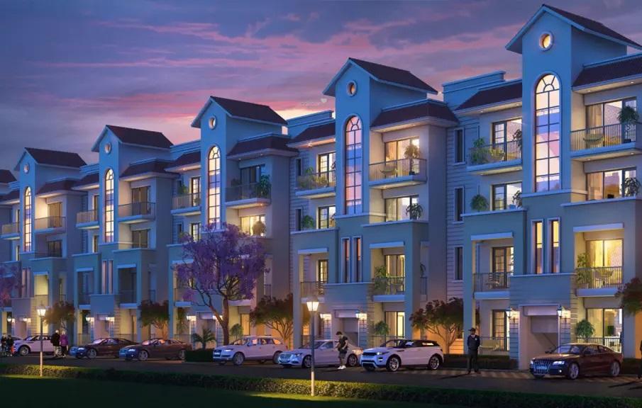 sbp city of dreams mohali flats & apartments