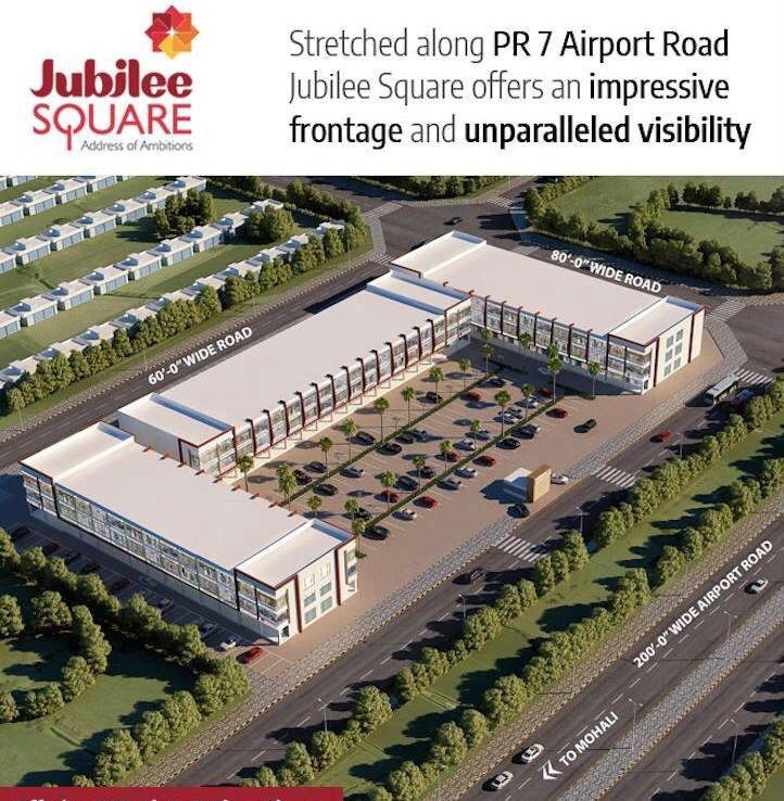 jubilee square aerocity mohali